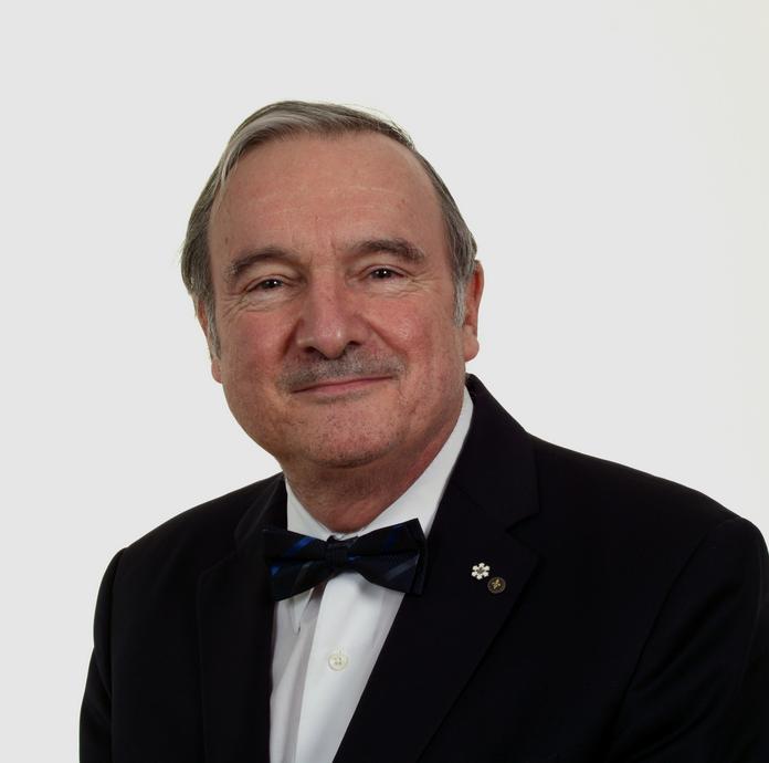 Dr. Serge Gauthier, C.M., C.Q., MD, FRCPC
